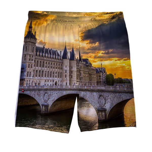 Conciergerie Background