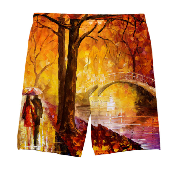 Autumn Shorts