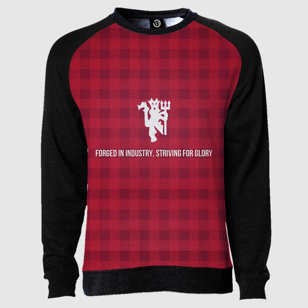 Liverpool Checkered Sweatshirt