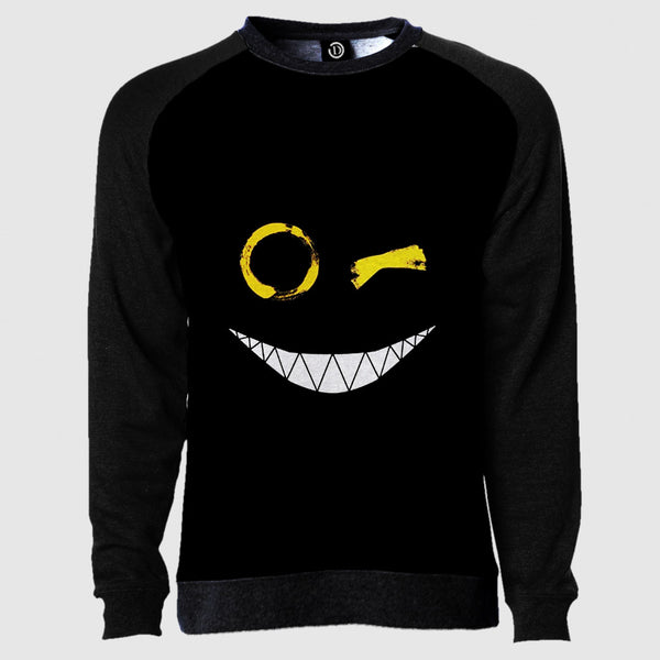 Wink Smiley Gothic