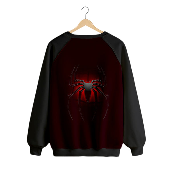 Red Spiderman Design