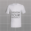 Cotton Graphic Printed T-Shirt Men - zakeke-design