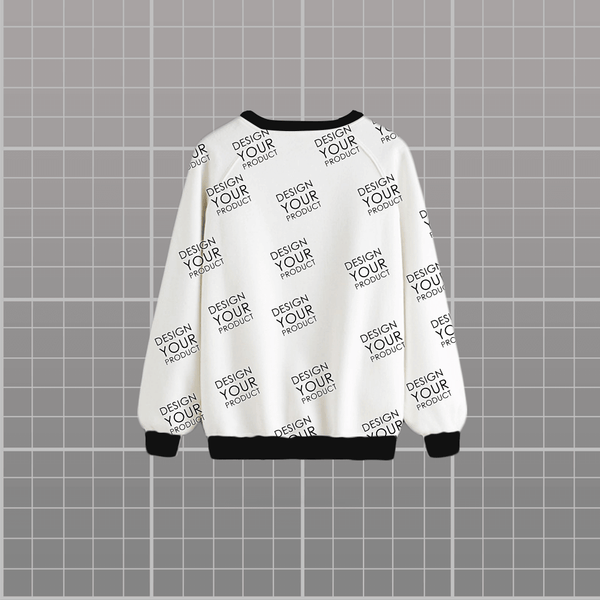 All Over Printed Sweat Shirt Baby & Kids