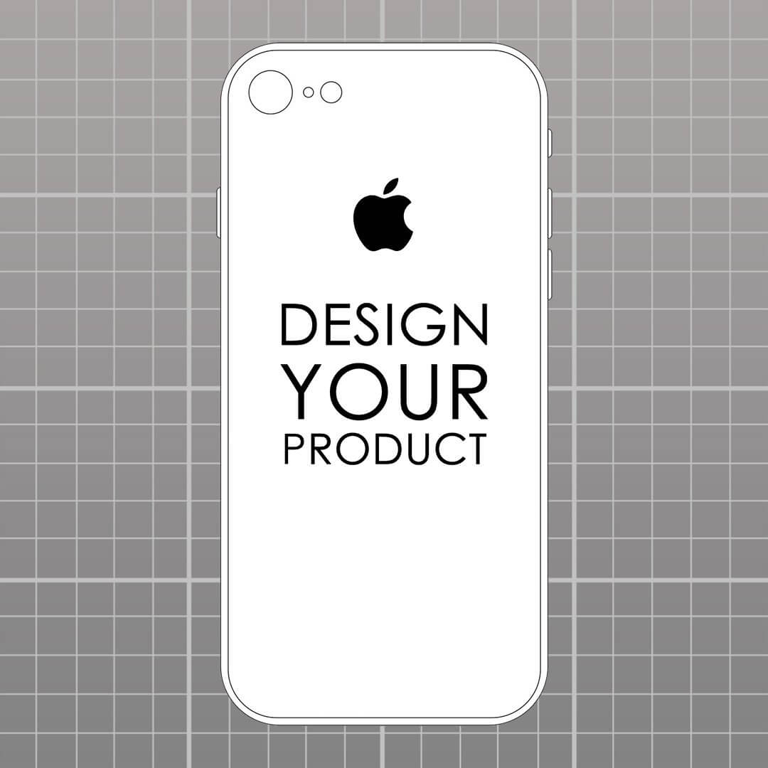 Apple mobile Skin Custom