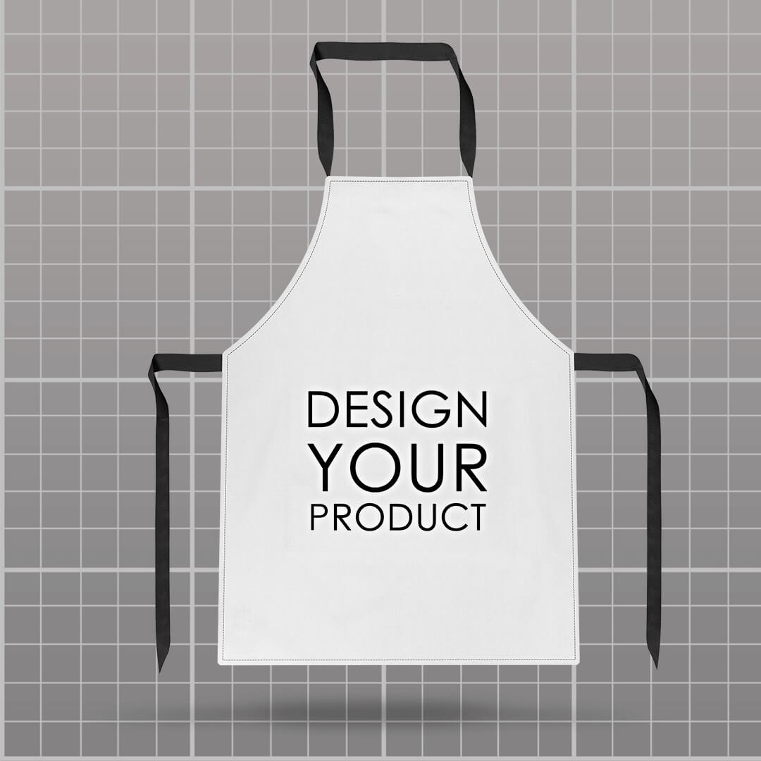 Chef Apron with Mittens Custom - zakeke-design