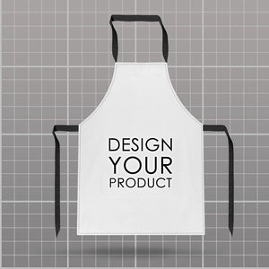 Chef Apron with Mittens Custom