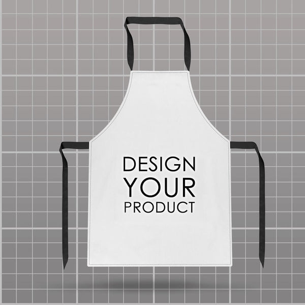 Chef Apron with Mittens Custom - Dexpel.com - Custom Print Shop