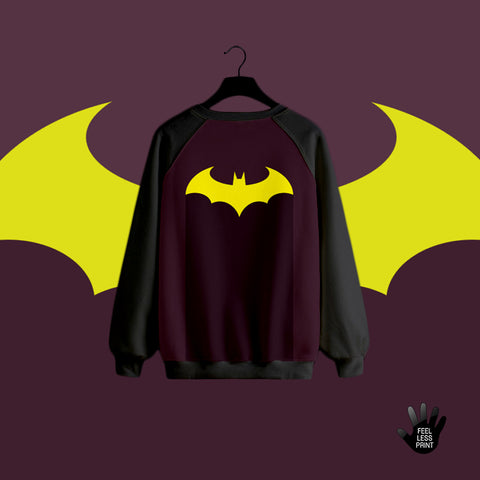 Batman yellow logo