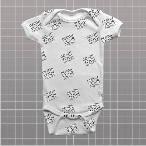 Custom All-Over Printed Body suite