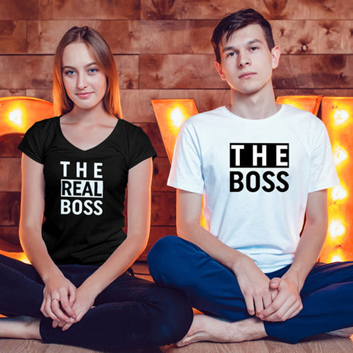 Boss and Real Boss