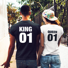 King 01 and Queen 01