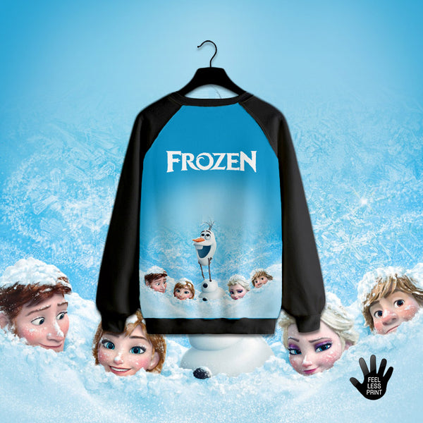 Frozen all