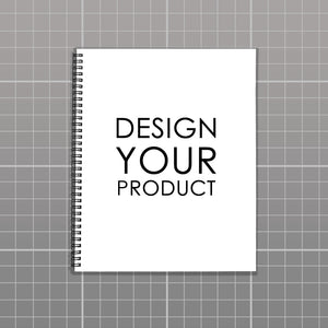 Custom Notebook A4 (70 pages)
