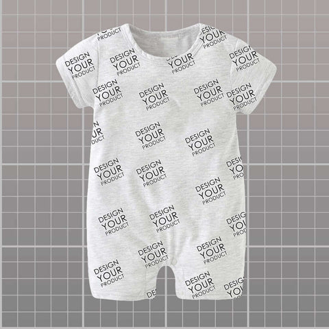 Custom All-Over Printed Rompers