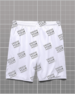 All Over Printed Shorts - zakeke-design