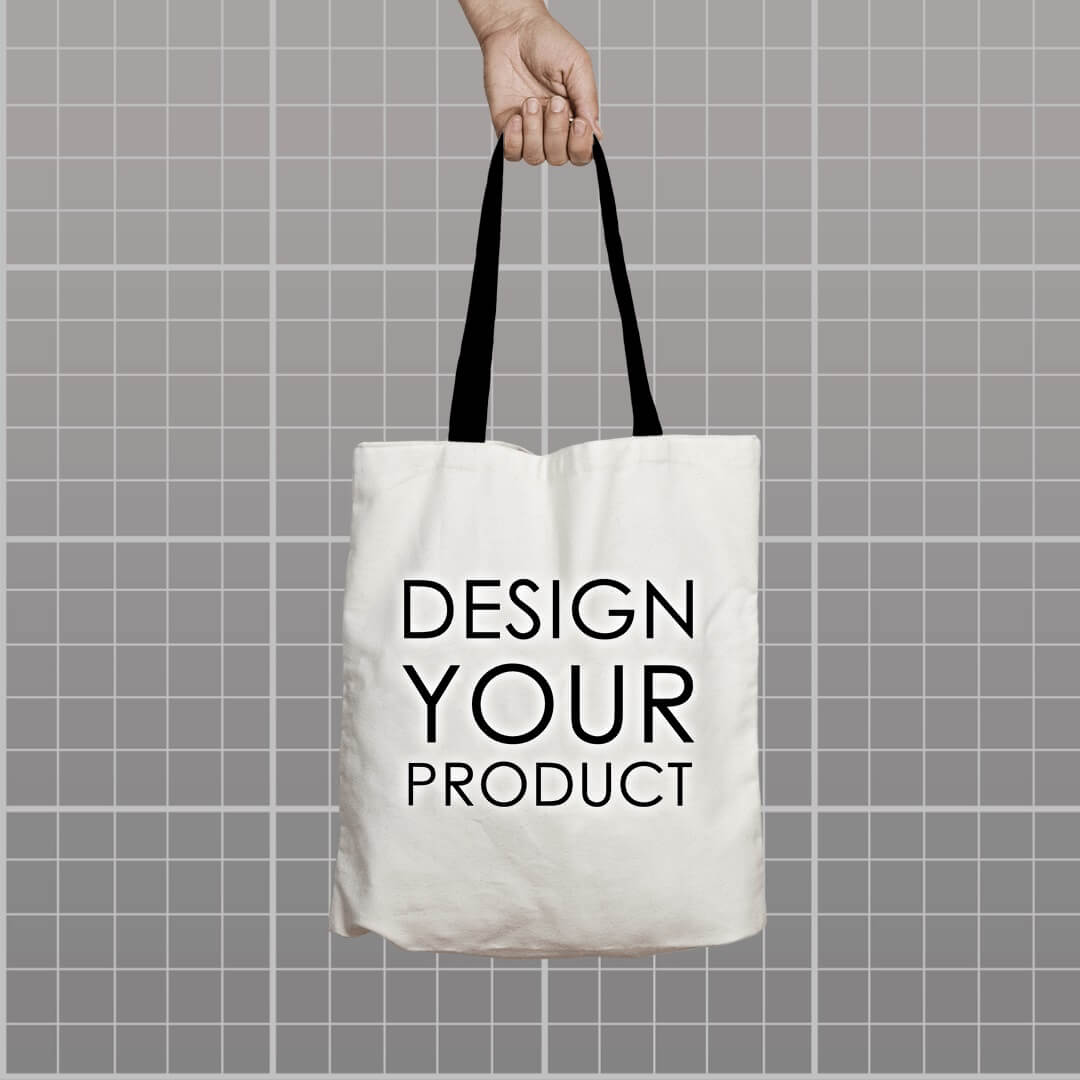 Custom Tote Bag - zakeke-design