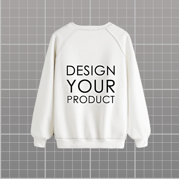 Front Digital Printed Sweat Shirt - zakeke-design