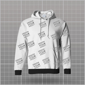 All Over Printed Hoodie
