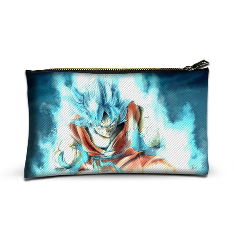 Goku Super Saiyan Blue Power up