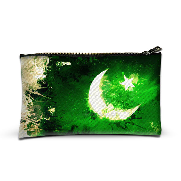 Pakistani Flag splash