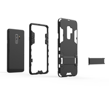 Iron Bear Lightweight Anti-shock Kickstand Case For Samsung Galaxy S9 Plus - Aces Wireless