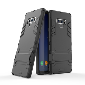 Iron Bear Lightweight Anti-shock Kickstand Case For Samsung Galaxy Note 9 - Aces Wireless