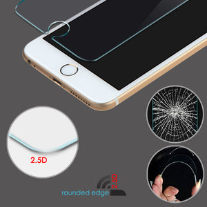 iPhone 8/7/6/6S  Best Tempered Glass Screen Protector Top Seller Screen Protector Anti Shatter - Aces Wireless