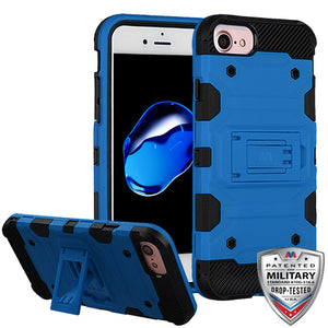 iPhone 8/7/6/6S Storm Tank Case Kickstand Military-Grade Top Seller - Aces Wireless