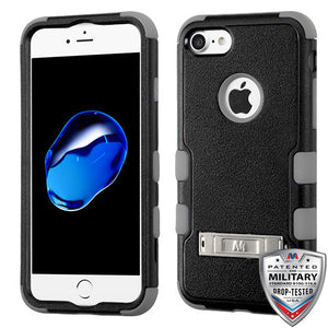iPhone 8/7 Tuff Case Kickstand Military Standard Top Seller - Aces Wireless