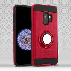 Samsung Galaxy S9 Plus Hybrid Ring Case - Aces Wireless