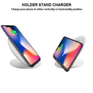 iPhone and Samsung Galaxy Best Wireless Charger Q1 Wireless Fast Charging - Aces Wireless