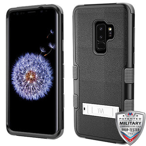 Samsung Galaxy S9 Plus Tuff Case Kickstand Military Grade Top Seller - Aces Wireless