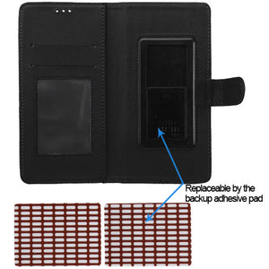 "Universal Black MyJacket Wallet 5.2"" - 6.0"" - Aces Wireless"