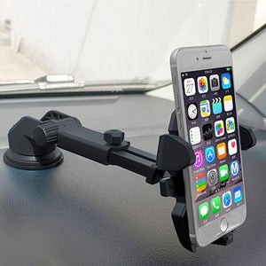 Universal Mobile Phone Retractable Car Holder - Aces Wireless