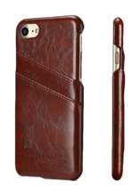 iPhone 7/8 Premium Leather Card Wallet - Aces Wireless