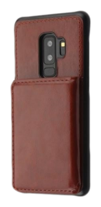 Samsung Galaxy S9 Plus Flip Wallet Executive Case - Aces Wireless