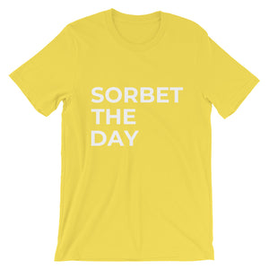 SORBET THE DAY - ICE CREAMIES