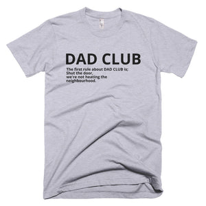 DAD CLUB - DADTEES