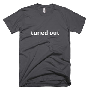 tuned out - TUNIES