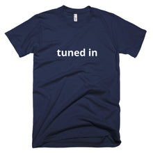 tuned in - TUNIES