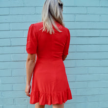 Load image into Gallery viewer, Red Party Dress