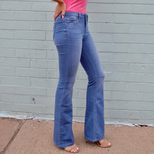 Load image into Gallery viewer, Bell Bottom Jeans