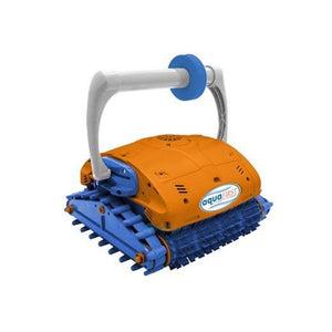 Aqua First Turbo In-Ground Floor & Wall Robot Pool Cleaner-Blue Wave-The Cleaning Robot