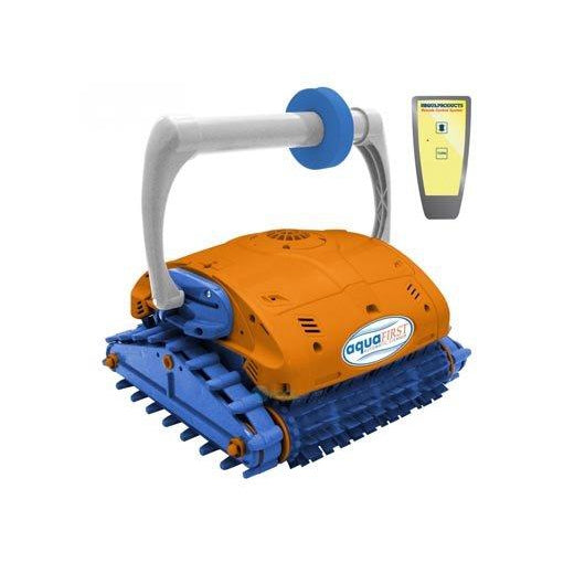 Aqua First Turbo RC In-Ground Floor & Wall Robot Pool Cleaner