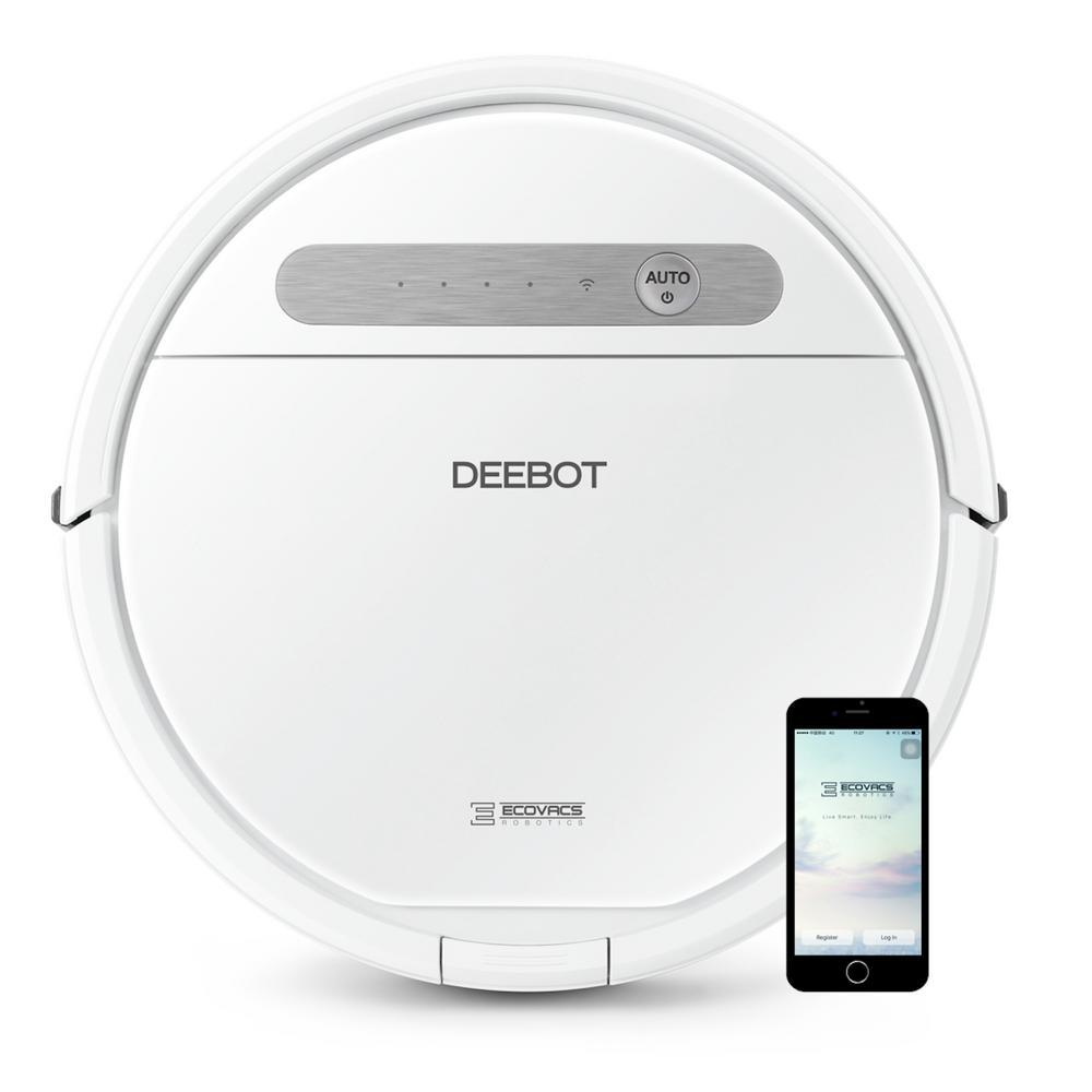 DEEBOT OZMO 610 Robotic Vacuum and Mop Combo-Ecovacs-The Cleaning Robot