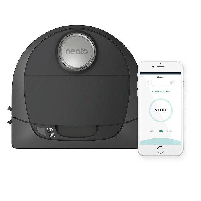 Botvac D5 Connected Robot Vacuum Cleaner- Neato Robotics-Neato-The Cleaning Robot