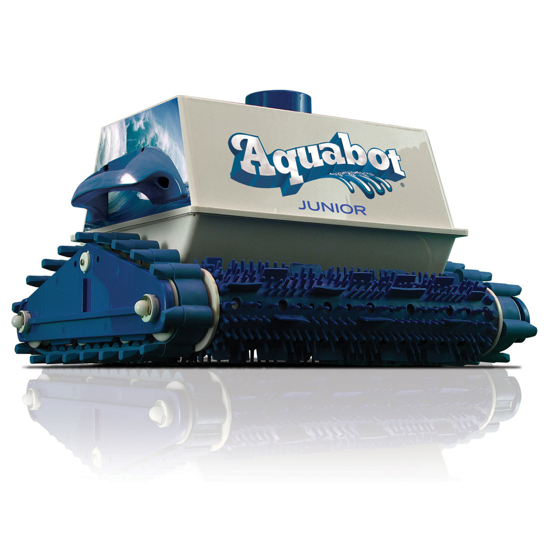 Aquabot Jr Robot Pool Cleaner for In Ground Pools-Aqua Products-The Cleaning Robot
