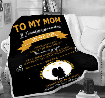Fancy Special Mommy Blanket - Ustad Home