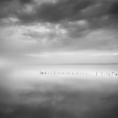 Sixty Shades of Gray by George Digalakis Framed Print - Ustad Home