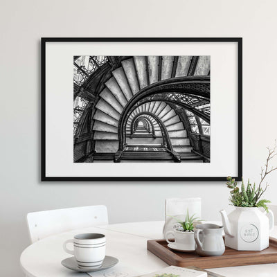 The Rookery by Yimei Sun Framed Print - Ustad Home